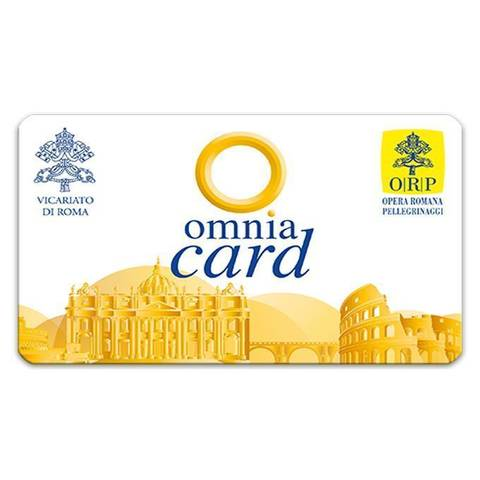 Omnia Vatican and Rome Card